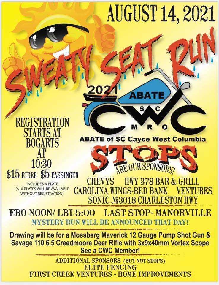 Sweaty Seat Run